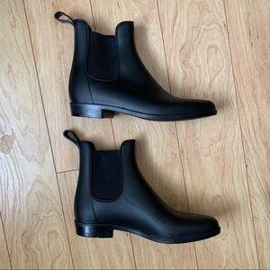 J. Crew Factory Chelsea Rain Boots